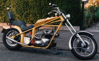 Triumph Chopperz