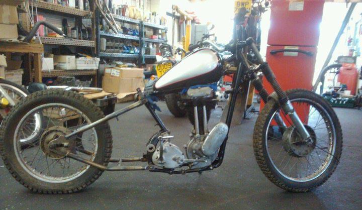 Doug's Cycles Matchless