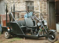 VW Beetle Trike Trikes Perthshire Scotland UK